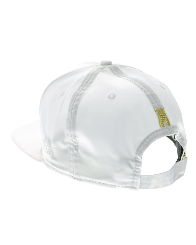 Crooks & Castles Thuxury Chain C Strapback White