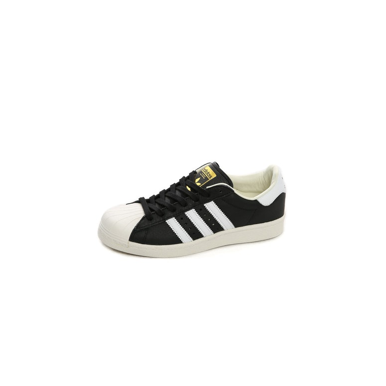 adidas Kids Superstar Grade School White Blue Red DTLR