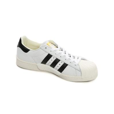 Adidas Superstar Vulc ADV (White/Core Black Ambush Board Co.