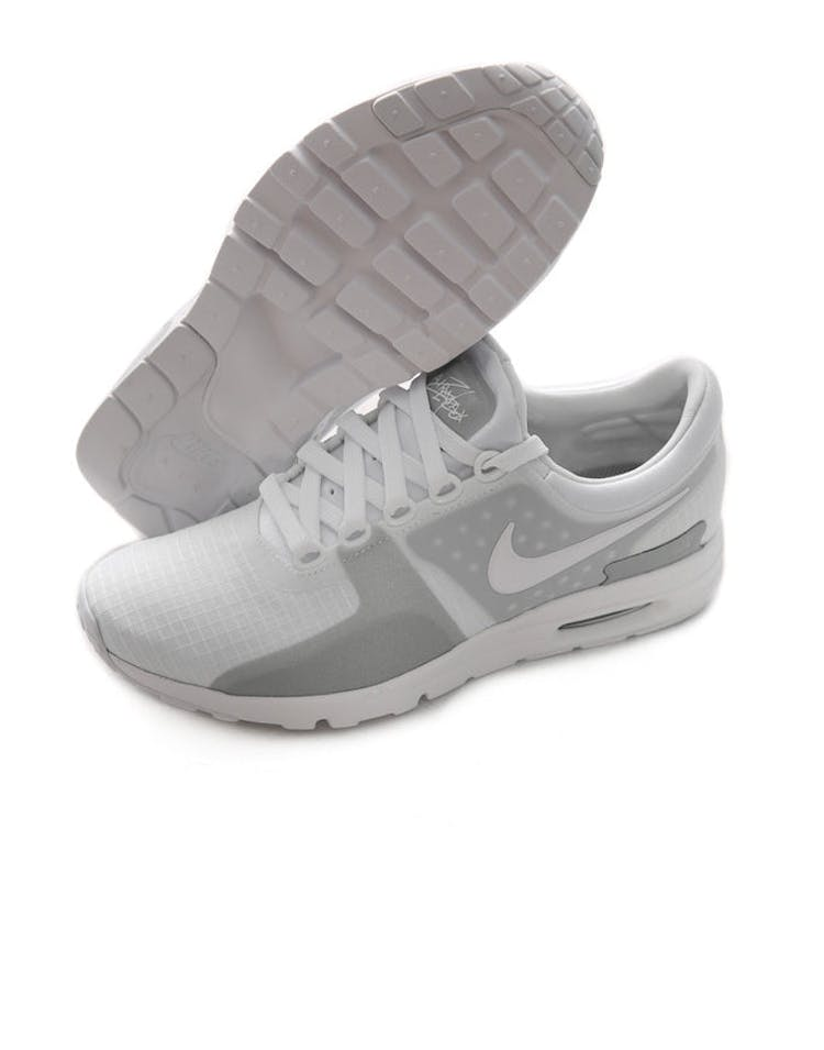separation shoes 5d6bc 16aa2 Nike Women's Air Max Zero Sl White/Grey | 881173 100 – Culture Kings