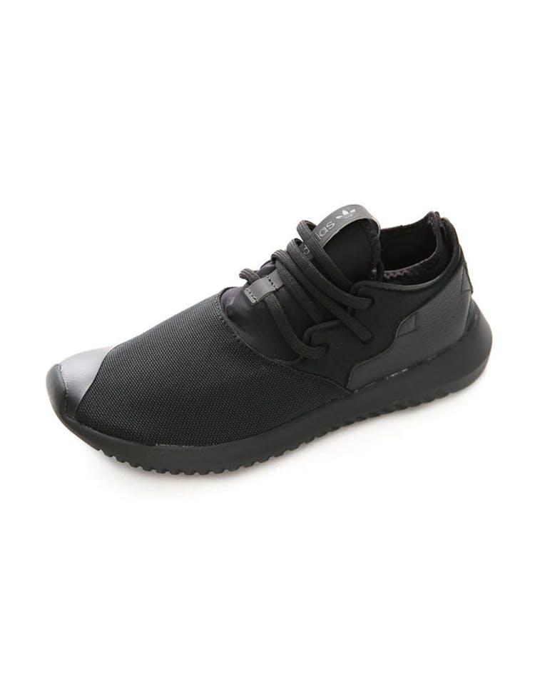 timeless design 5785f 5c1c2 adidas Originals Women s Tubular Entrap Black Black   BA7104 – Culture Kings