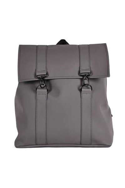 Rains Messenger Bag Smoke