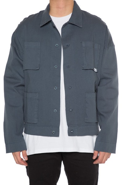 EPTM Washedwork Jacket Blue