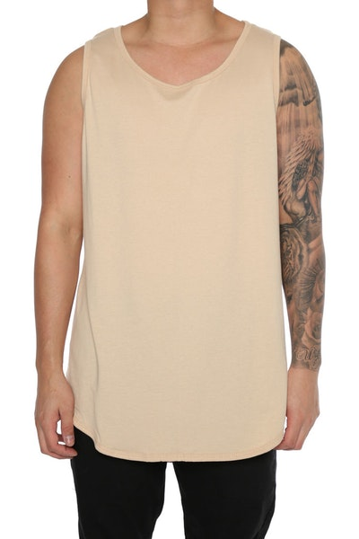 EPTM OG Long Tank Top Sahara