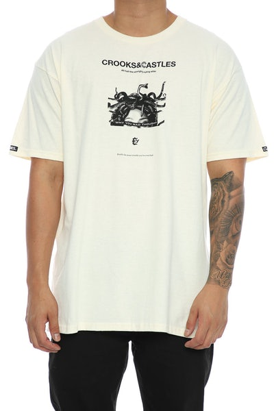 Crooks & Castles You Made Tee Cream
