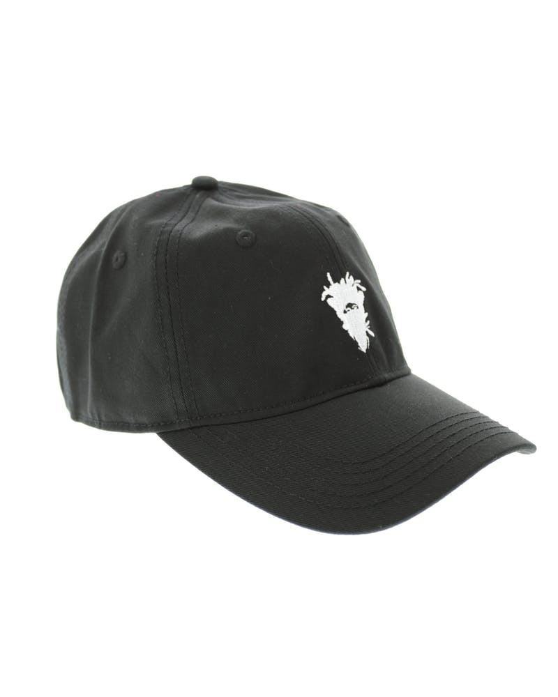 Crooks & Castles Cryptic Medusa Sports Cap Black