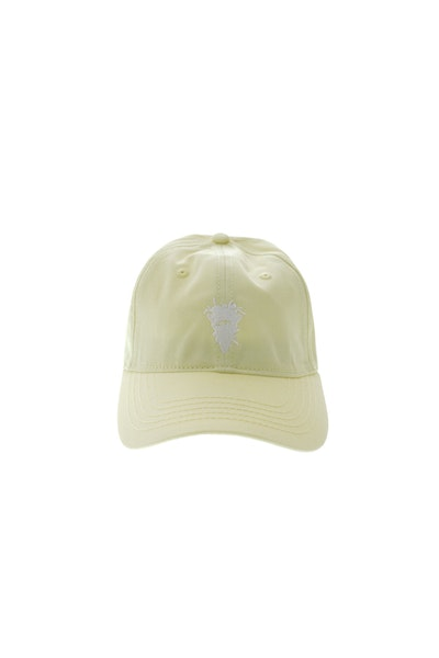 Crooks & Castles Cryptic Medusa Sports Cap Cream