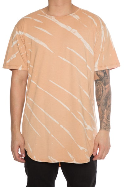EPTM Tie Dye OG Long Tee Butter Tiger