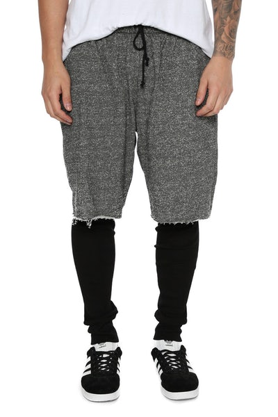 EPTM Terry Thermal Pants Charcoal/Black