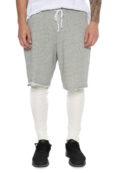 EPTM Terry Thermal Pants Heather Grey