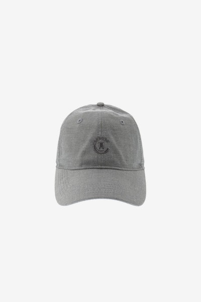 Crooks & Castles Hybrid C Sports Cap Black