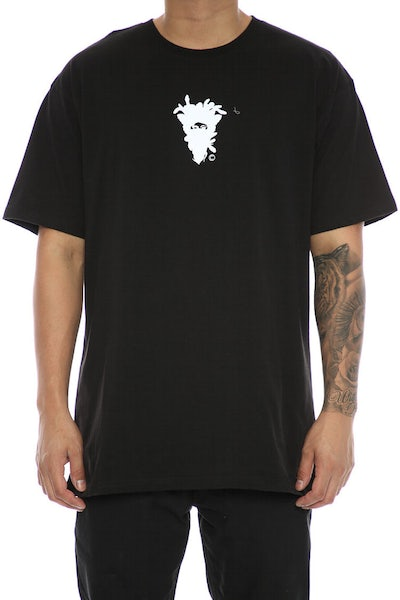 Crooks & Castles Cryptic Chains Tee Black