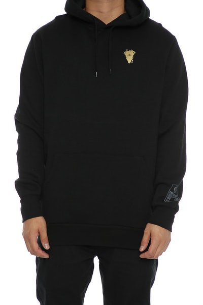 Crooks & Castles Bentley Hood Black