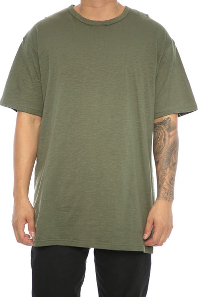 Crooks & Castles Kenji Tee Green