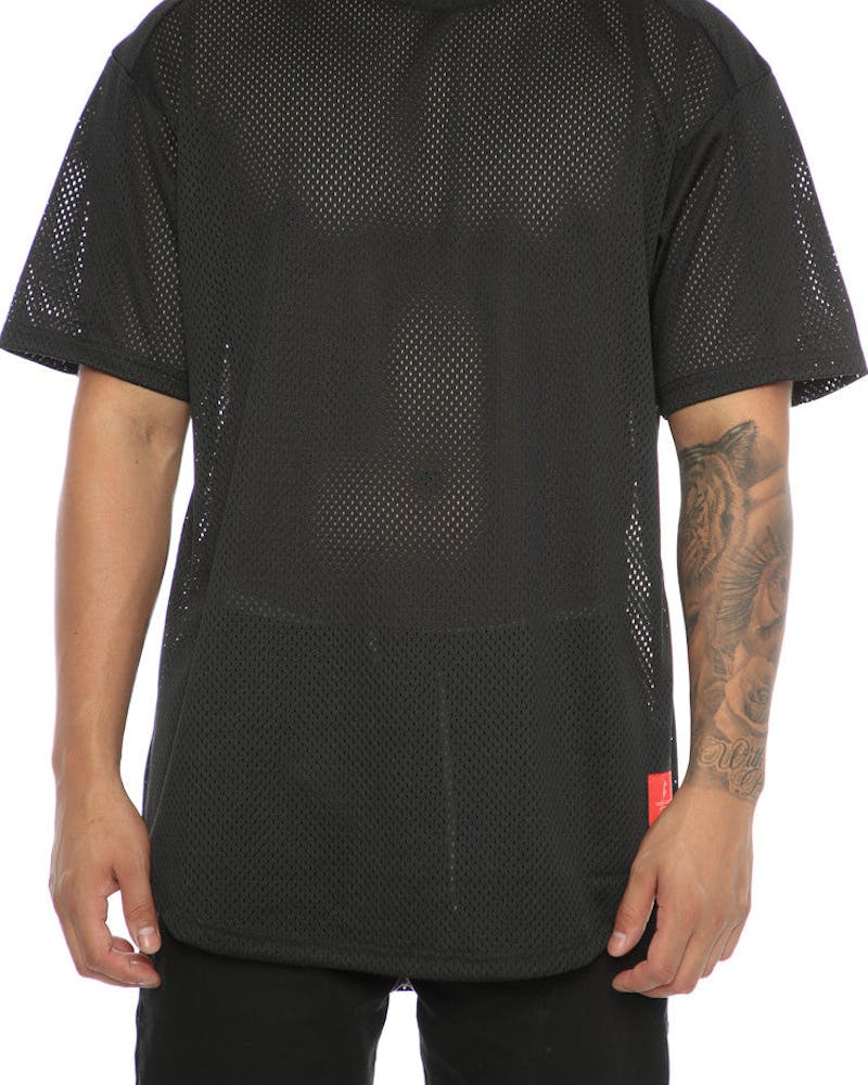 Crooks & Castles Course Medusa Tee Black