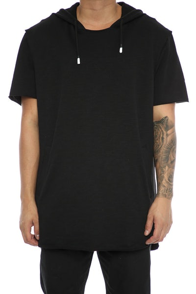 Crooks & Castles Ashes Hood Black