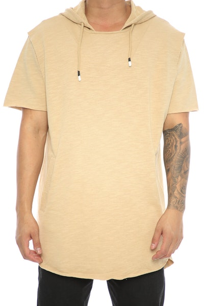 Crooks & Castles Ashes Hood Khaki