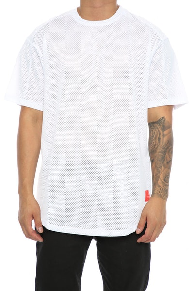 Crooks & Castles Course Medusa Tee White