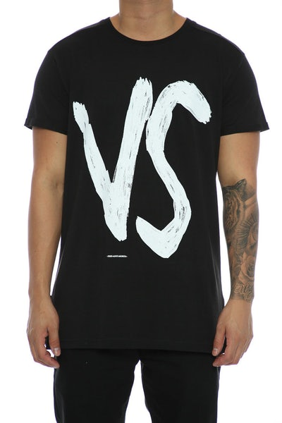 Saint Morta VS Rocky Tee Black