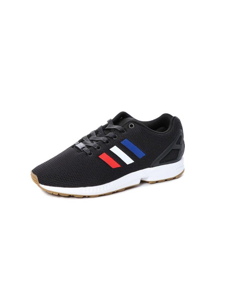 ed3eb74c20002 Adidas Originals ZX Flux Black Multi-Coloured