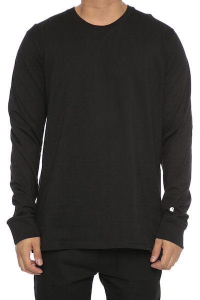 Carhartt Base L/S Tee Black/White