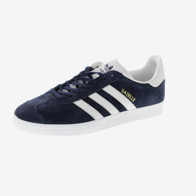 reputable site cb4e2 7aa48 Adidas Originals Gazelle NavyWhite  BB5478 – Culture Kings