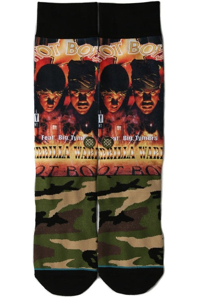 Stance Hot Boy$ Sock Camo/Multi