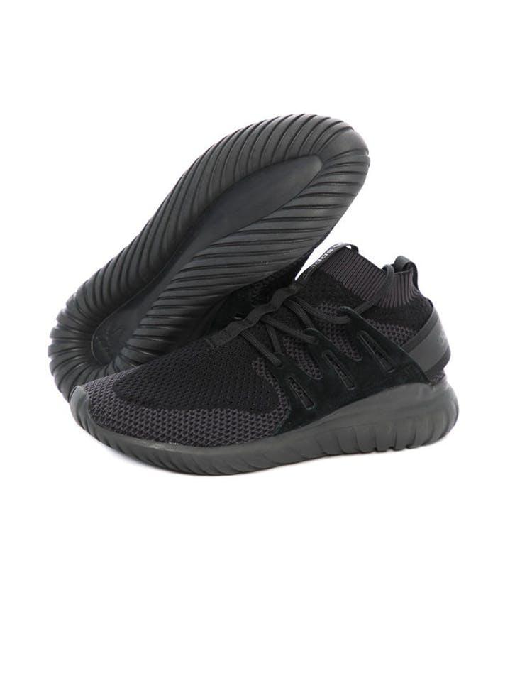 the best attitude b85d3 59032 Adidas Originals Tubular Nova Primeknit Black/Black