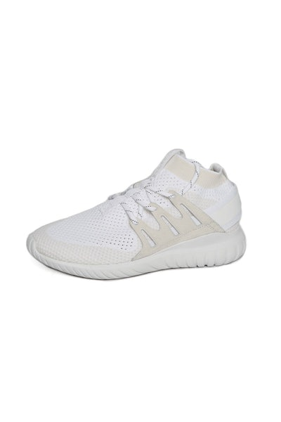 Adidas Originals Tubular Nova Primeknit White/Light Grey