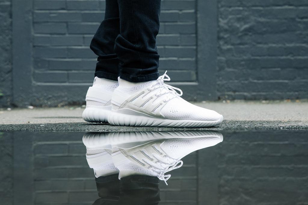 adidas Originals Tubular Nova Primeknit Sneakers In White S80106