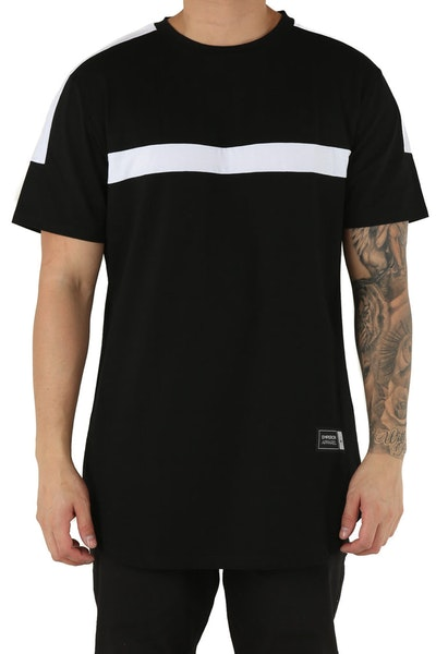 Emperor Apparel Luminar Tee Black/White