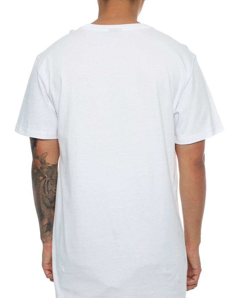 GOAT CREW ASAP COLLAGE TEE WHITE