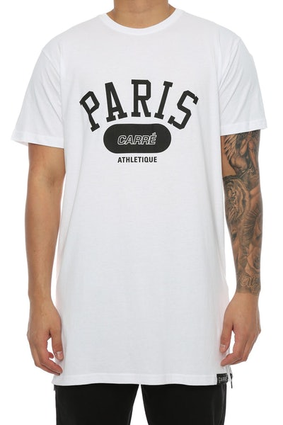 Carré Team Paris Capone 2 Tee White