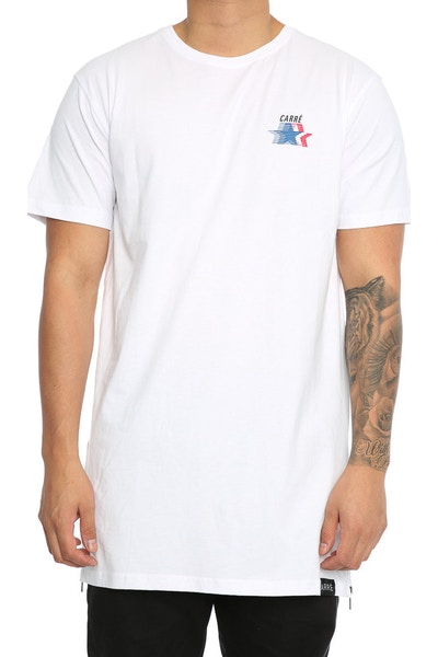 Carré Athletique Capone 2 Tee White