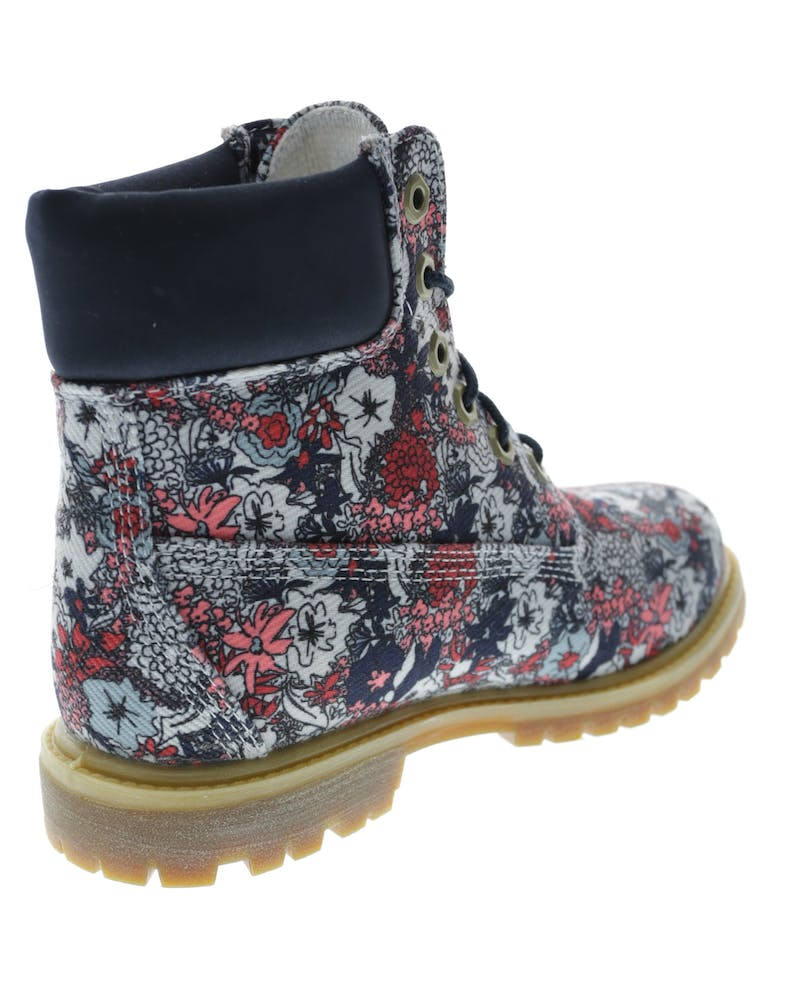 Timberland Women's 6 Inch Fabric Boot Floral