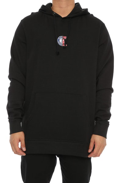 Goat Crew Coast 2 Coast Embroidered Hood Black