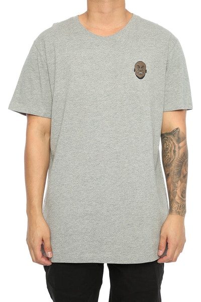 Goat Crew Stormzy Mini Head Tee Grey