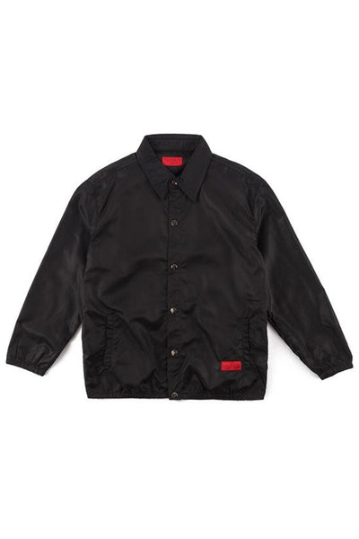 Haus Of JR Carter Coaches Jacket Black