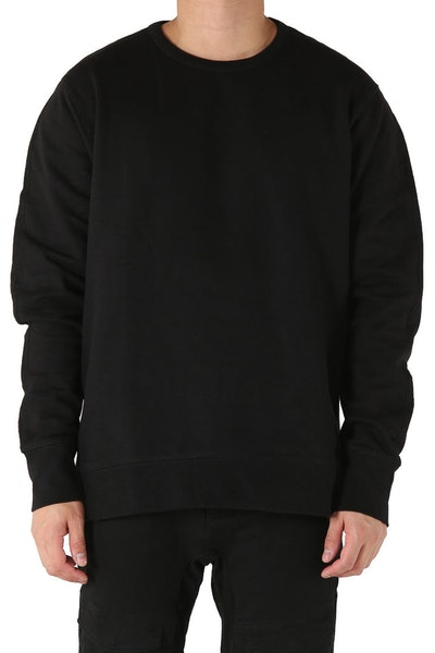 Well Made Crew Neck Sweater Black
