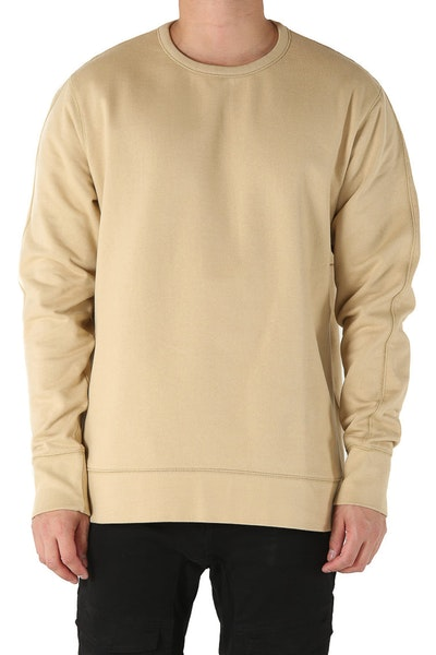 Well Made Crew Neck Sweater Bone