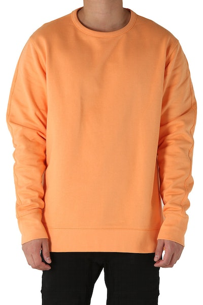 Well Made Crew Neck Sweater Melon