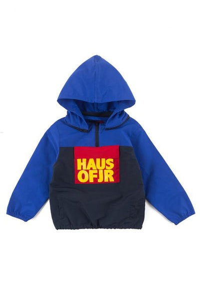 Ian 2.0 Windbreaker Blue/Navy