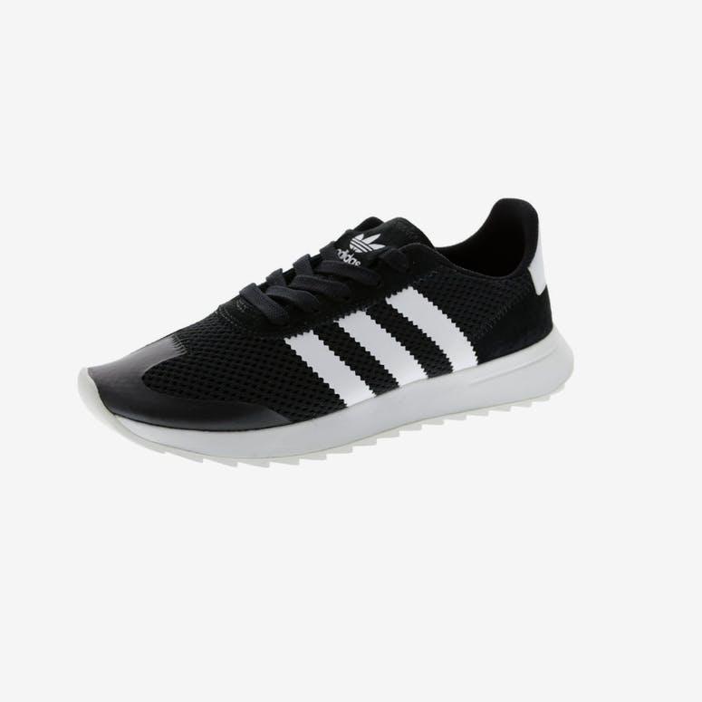 half off 22adc a630a Adidas Originals Womens Flashback BlackWhite  BA5323 – Cultu