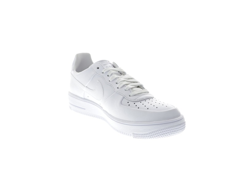 nike air force 1 ultra force leather white white culture. Black Bedroom Furniture Sets. Home Design Ideas