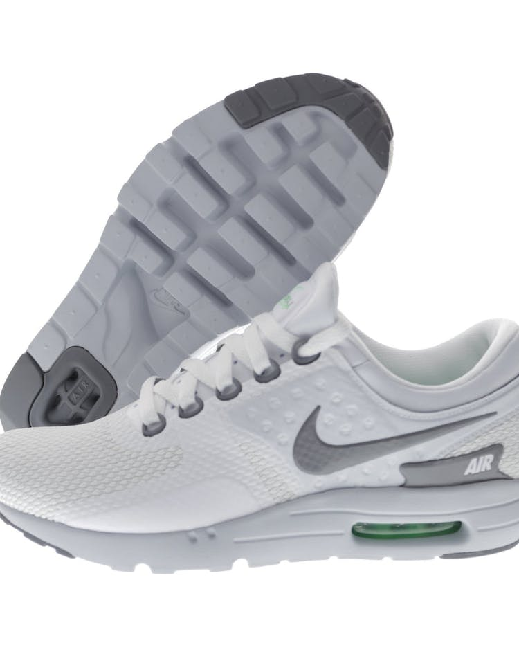 best loved dac1c b82d3 Nike Air Max Zero Essential White Grey