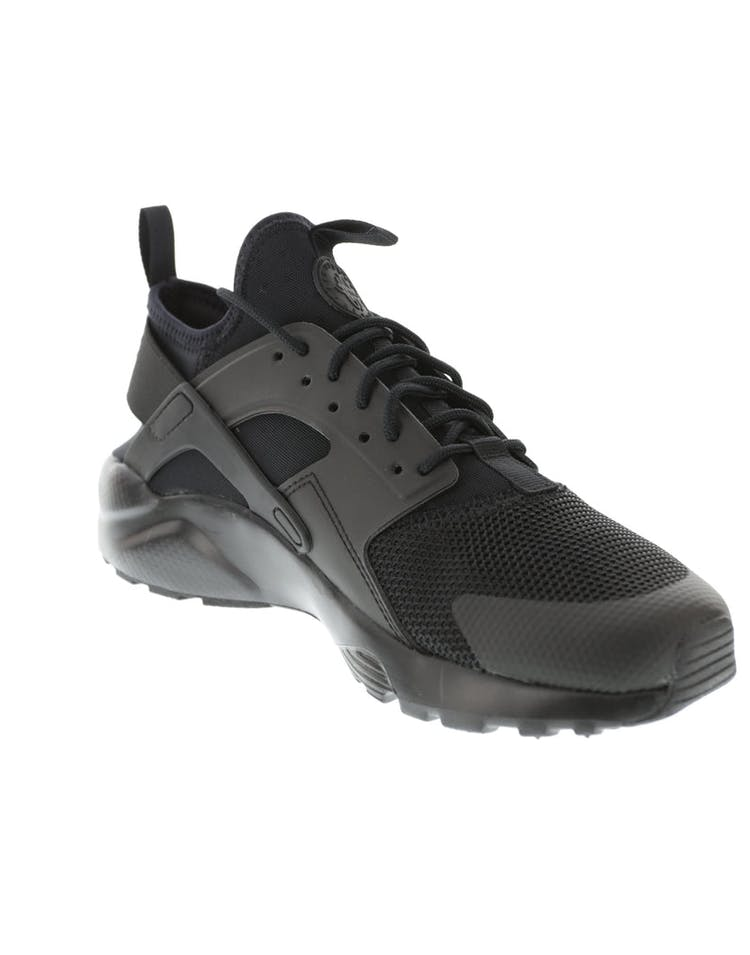 new arrival 0668d d3cff Nike Air Huarache Run Ultra Black/Black