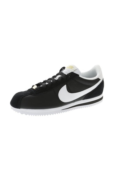 Nike Cortez Basic Nylon Premium Black/White