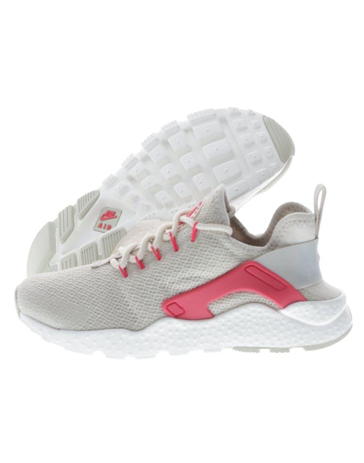 separation shoes e2e59 f0550 Nike Air Huarache Run Ultra Off White Red