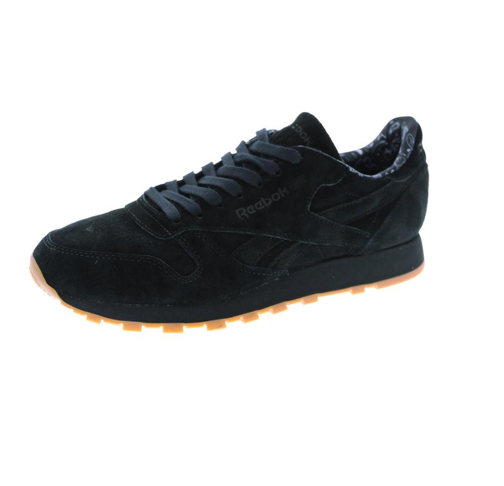 Reebok CL Leather TDC BlackWhiteGum
