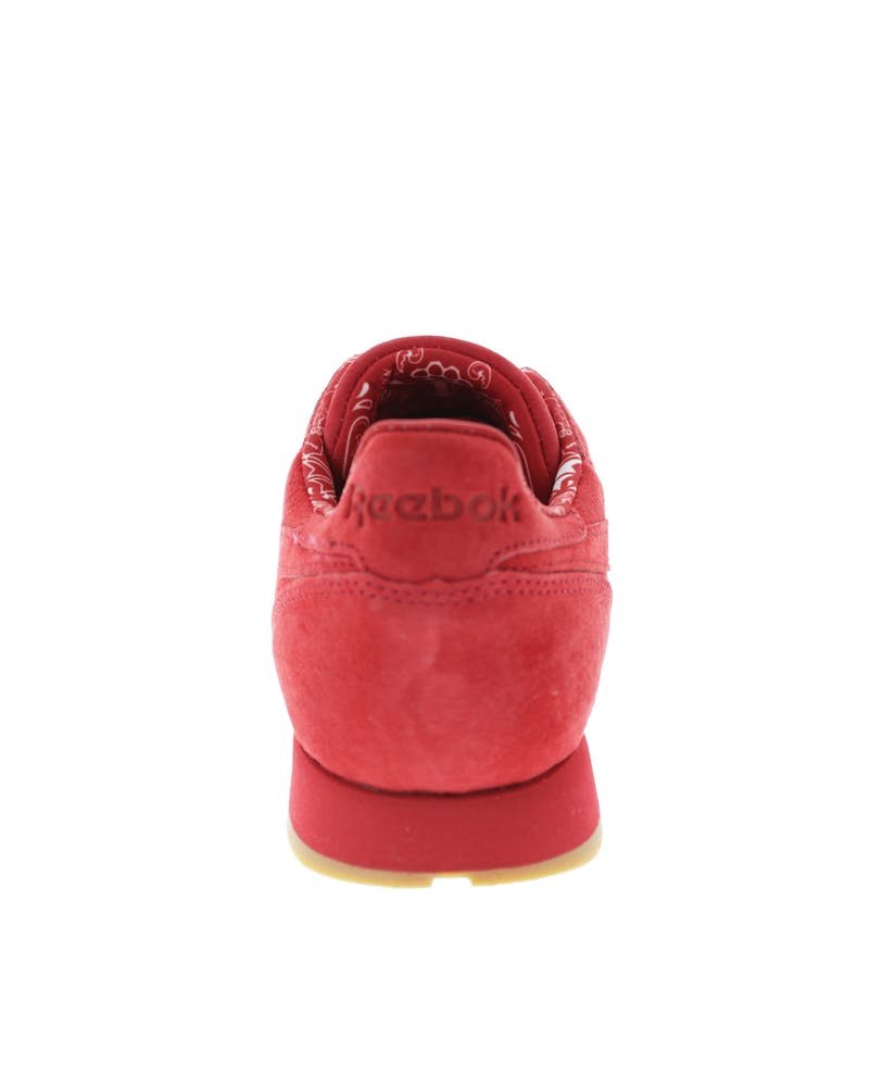 Reebok CL Leather TDC Red/White/Gum